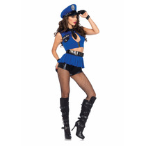 Disfraz Oficial De Policia 85439