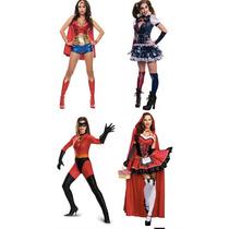 Disfraz Adulto Mujer Halloween Disfraces Dama Importados