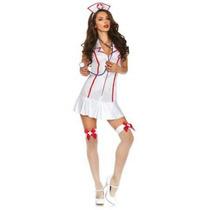 Disfraz Enfermera Leg Avenue Para Carnaval O Fiesta