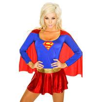 Sexy Disfraz Wonder Woman, Super Mujer, Dama, Halloween