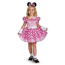 Disfraz Bebé-muchachas Minnie Mouse Costume