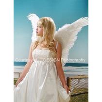 Alas Blancas De Angel Mariposa Para Adultos Envio Gratis