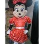 Botarga Mimi Minnie Mouse Mickey Disfraz