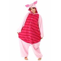 Pijama Mameluco De Piglet Para Adultos Envio Gratis