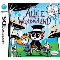 Alicia En El País De Las Maravillas - Nintendo Ds