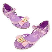 Zapatos Disney Store Princesa Rapunzel Costume ~ Enredado
