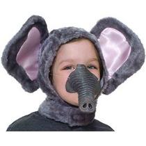 Tamaño Forum Novelties Niño Animal Costume Set Elefante Hood