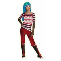 Disfraz Original Monster High Ghoulia Yelps Importado Usa