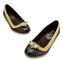 Zapatos P/ Disfraz Frozen Anna Disney Store Envio Inmediato