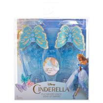 Disney 2015 Cenicienta Zapatos Zapatillas Ella Talla 16/17