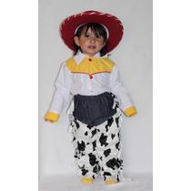 Disfraz De Jessy (jessie) Y Woddy Toy Story Disfraces