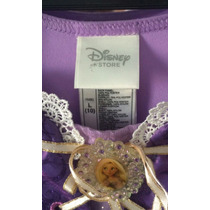 Rapunsel Disfraz Disney Store Talla 10