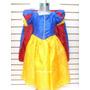 Disfraz Banca Nieves Vestido Princesa Cenicienta Rapunzel