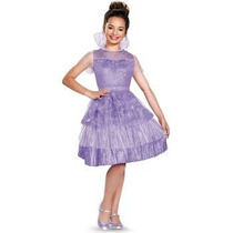 Disfraz Descendientes Mal Coronación Niña Halloween Disney