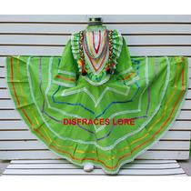 Disfraz Vestido Jalisco Hermoso Disfraces Para Niños Niñas