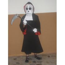 Bonito Disfraz Calaca Puro Hueso Disfraces Halloween Hlw