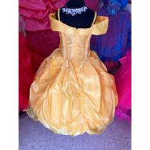 Vestido De La Princesa Bella