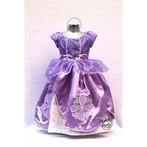 Disfraz De La Princesa Sofia Rapunzel Bella Valiente Merida