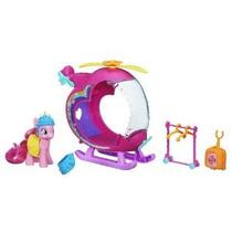 My Little Pony Pinkie Pies Rainbow Helicóptero Playset
