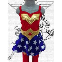 Disfraz Mujer Maravilla Wonder Woman
