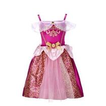 Disney Princesa Bella Durmiente Bling Ball Dress