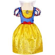 Disney Princess Enchanted Vestido De Noche - Blancanieves