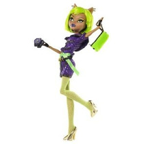 Monster High Amanecer De La Danza Clawdeen Lobo Doll