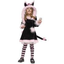 Disfraz De Gato, Gatita Para Niñas, Envio Gratis