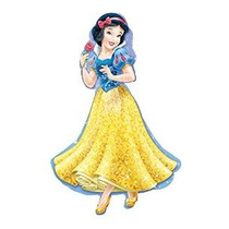 Disney Princesa Blancanieves 37 Mylar Foil Balloon Supersha