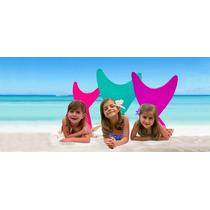 Swimtail Little Mermaids Colas De Sirena Para Nadar