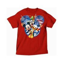 Disney Niños Mickey Mouse Y Amigos T-shirt