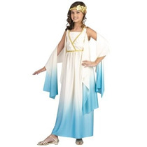 Disfraz Greco Romano, Diosa Griega Para Niñas, Envio Gratis