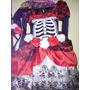 Disfraz Catrina Para Niña Halloween Dia De Muertos , T 2-5