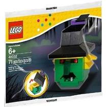 Lego De La Bruja De Halloween 40032