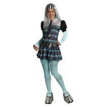 Deseos Secretos Monster High Frankie Stein Deluxe Adult Cost