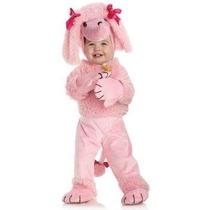 Disfraz Bebe Niño Niña Perrito Poodle Primavera