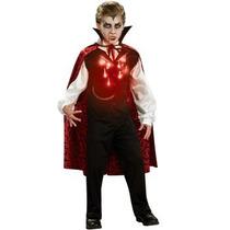 Disfraz / Disfraces De Vampiro Con Luz Para Niños