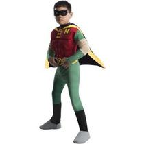 Disfraz De Robin Para Niños, Envio Gratis