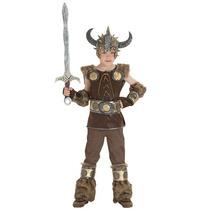 Disfraz De Vikingo, Guerrero Para Niños, Envio Gratis