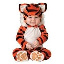 Disfraz Bebe Tigre, T 12 A 18 Meses. Envio Gratis