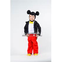Disfraz Estilo Mickey Mouse