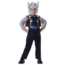 Disfraz De Thor, Avengers Para Niños, Envio Gratis