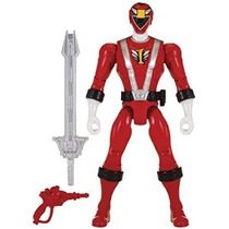 Power Rangers Súper Megaforce - 5 Rpm Red Action Hero Guard