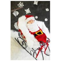 Disfraz De Santa Claus De Navidad Para Bebes, Envio Gratis