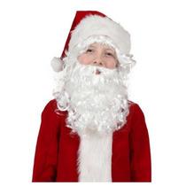 Peluca Y Barba De Santa Claus De Navidad Para Niños