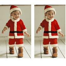Taboö Kid - Conjunto Disfraz Santa Claus - 6489