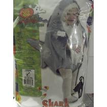 Dr.veneno Disfraz De Shark 1 A 2 Años Marca Rubies