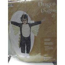 Dr.veneno Disfraz De Dragon 2 Años Marca Pmg