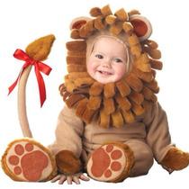 Disfraz De León Bebes
