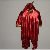 Disfraz De Diablito Para Bebé 12 Meses